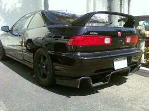 Honda Integra Spoon Look Rear Bumper Diffuser Undertray