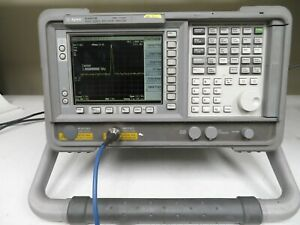 Keysight agilent E4401b Esa e Spectrum Analyzer 9 Khz To 1 5 Ghz Nm59