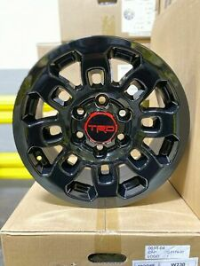 4 New Toyota Trd Pro Wheels 16 Off Road Tacoma Fj Cruiser 4 Runner 16x7