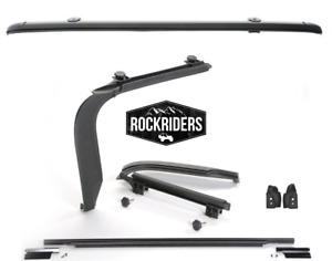 Frameless Bowless Soft Top Hardware Install Kit 1997 2006 Jeep Wrangler 2