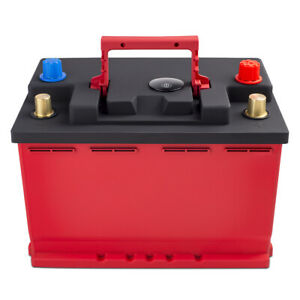 12v 66ah 1500cca Lithium Iron Phosphate Battery Lifepo4 For Automotive 4wd