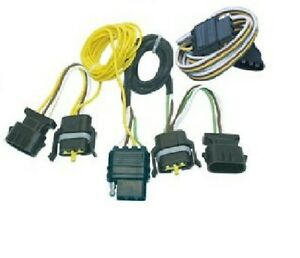 Ford Van Explorer Excursion E Series Trailer Towing Wiring Harness Hopkins 40655