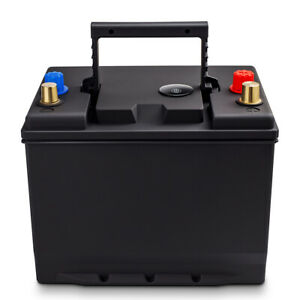 12v 80ah 1200cca Lithium Iron Phosphate Battery For Automotive Car Boat Bms