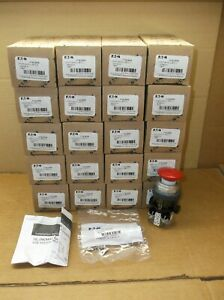 Ht8cbrb Cutler Hammer Eaton New In Box 30mm Emergency Stop Pushbutton 1 nc