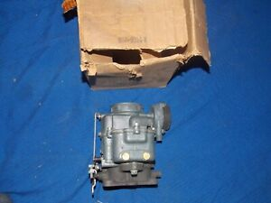 Remanufactured 1956 Ford Holley 2110 94 Carburetor 272 292 Fairlaine Galaxie