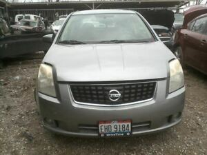 Trunk hatch tailgate With Remote Keyless Entry Fits 09 Sentra 393802