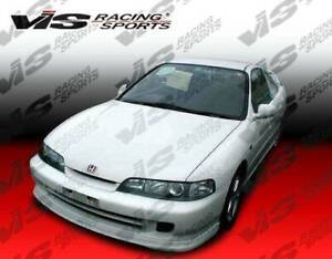Type R Front Lip For 1999 2001 Acura Integra jdm 2dr 4dr 890356