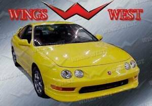Type R Front Lip For 1998 2001 Acura Integra 2dr 4dr 890223