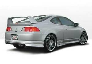 G5 Series Pair Of Side Skirts For 2002 2004 Acura Rsx 2dr 890640l 890640r