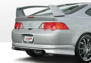 G5 Series Rear Lip For 2002 2004 Acura Rsx 2dr 890641