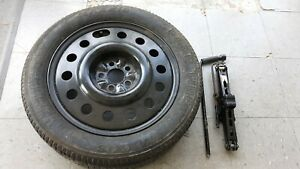 03 Ford Thunderbird 17 Spare Wheel Rim Tire Jack Lug Wrench