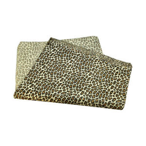 Safari Big Cat Leopard Print Tissue Paper Gift Wrapping Tissues 240 Pc 20 X 30