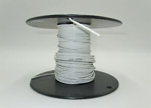 M27500 20sm1n23 20 Awg 1 Conductor Mil Spec Wire Nickel plate Copper