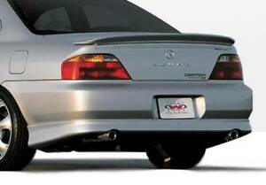 W type Rear Lip For 1999 2003 Acura Tl 4dr 890342