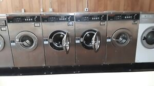 Sc25nc20p40001 Speed Queen Washer 25 Lb 3 Phase Washer came Out Of A Laundromat