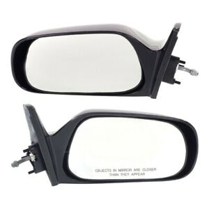 879101a650 8794001021 To1321103 To1320103 Set Of 2 Mirrors Left And Right Pair