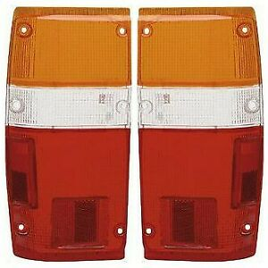 Pair Set Of 2 Tail Light Lens Lamps Left and right For 4 Runner Truck To2809102