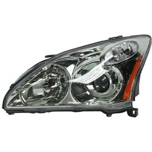 Headlight For 2004 2006 Lexus Rx330 Driver Side