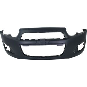 95245182 Gm1000928 Bumper Cover Front For Chevy Chevrolet Sonic 2012 2016