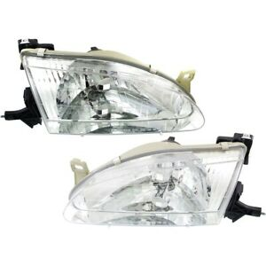 Headlight Lamp Left and right To2503121 To2502121 8115002050 8111002060