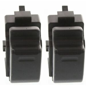 Window Switch For 89 96 Toyota 4runner Rear Driver And Passenger Side Set Of 2