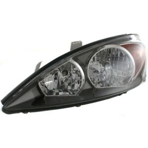 Headlight Lamp Left Hand Side Driver Lh For Toyota Camry To2502138 81150aa070