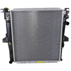 Radiator For Ford Explorer Mercury Mountaineer 2000 2001 Fo3010152 Xl2z8005ca