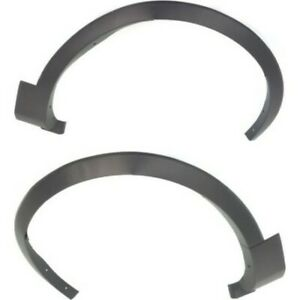 Pair Set Of 2 Fender Trims Front Left And Right Lh Rh For Explorer Fo1291126