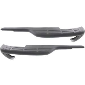 Bumper Face Bar Step Pads Set Of 2 Rear Left and right Gm1191137 Gm1191136 Pair