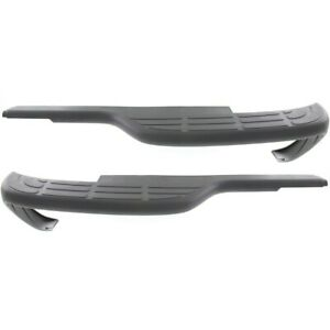 Gm1191137 Gm1191136 Set Of 2 Bumper Face Bar Step Pads Rear Left And Right Pair