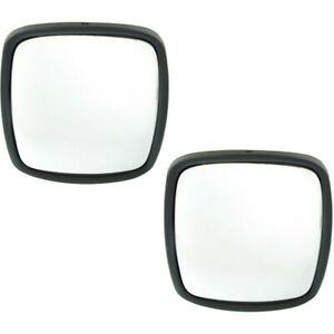 Mirror Glasses Set Of 2 Left and right Lh Rh For Freightliner M2 100 106 Pair