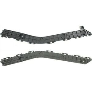 Bumper Face Bar Retainers Set Of 2 Rear Left and right To1132110 To1133110 Pair