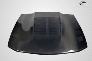 Carbon Creations Gt500 V2 Hood 1 Piece For Mustang Ford 05 09 Ed115194