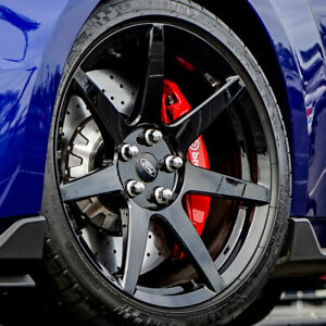 19 Gt7 r Custom Full Forged Concave Wheels Rims Fits Mustang Shelby Gt350 Gt500