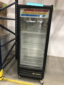 True Manufacturing Co Inc Gdm 12f Glass Door Freezer new Out Of Box