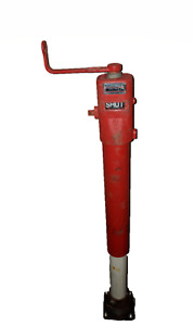 new Mueller Co A20806 Post Indicating Valve Indicator Fire Main