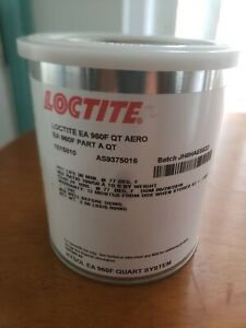 Loctite 690f Part A Only Hysol By Henkel 960f Part A Only