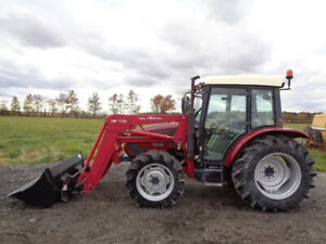 2005 Tym T700 Tractor Cab heat air 70hp Lt700 Loader 3 Remotes 1 194 Hours
