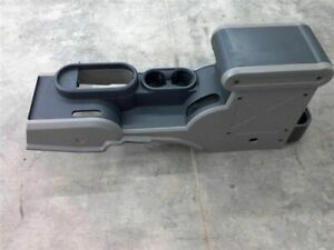 2007 Jeep Wrangler Front Floor Console With Warranty Oem