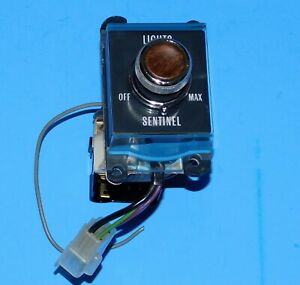 1969 1970 Cadillac Calais Deville Fleetwood Oem Headlight Switch Assembly