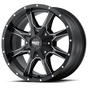 18 Inch Satin Black Wheels Rims Jeep Wrangler Gladiator Sahara Jk Jl 5 Lug 18x9