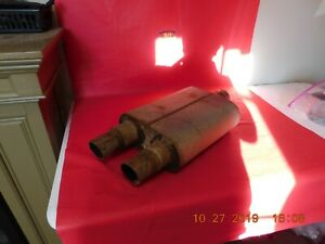 Flow Master Muffler 2 5 Inlet Dual 2 5 Out Oem