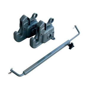 3 Point Quick Change Hitch Category 1 With Stabilizer Bar Tractor Connect System