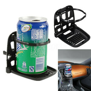 Universal Car Auto Folding Beverage Drink Water Cup Bottle Holder Stand Mount
