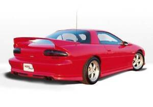 Custom Style Pair Of Side Skirts For 1993 2002 Chevy Camaro 2dr 89852l 89852r