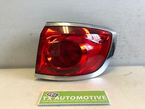 2008 2009 2010 2011 2012 Buick Enclave Tail Light Right Passenger Led Oem I154