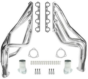 Southwest Speed Long Tube Headers 260 302w Sbf Polished Stainless Steel Mustang