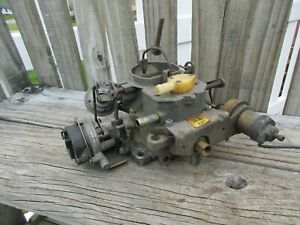 1982 1991 Jeep Carter 2731 Carburetor 4 2 Engine