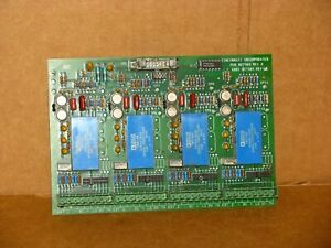 Cincinnati Incorporated Pcb 827583 Circuit Board
