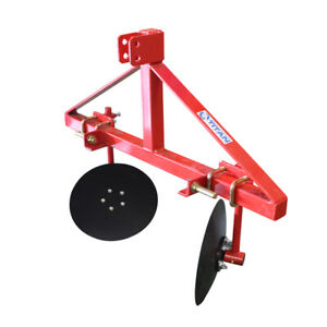 48 Disc Bedder For Tractors With Category 1 3 point Quick Hitch Compatible